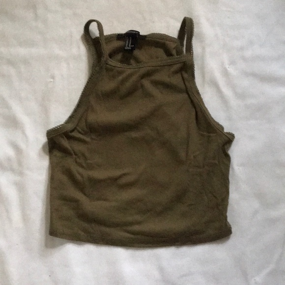 Forever 21 Tops - Forever 21 cropped tank top